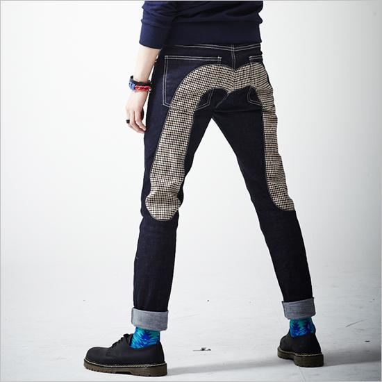 EL9JP012_IV FW男装裤012-MEN
