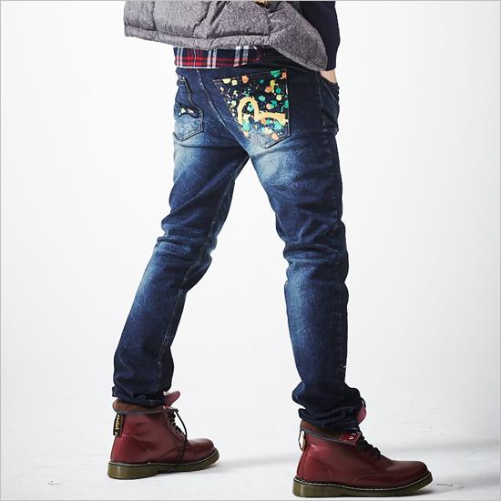 EL9JP018_BE FW 018-MEN男装长裤
