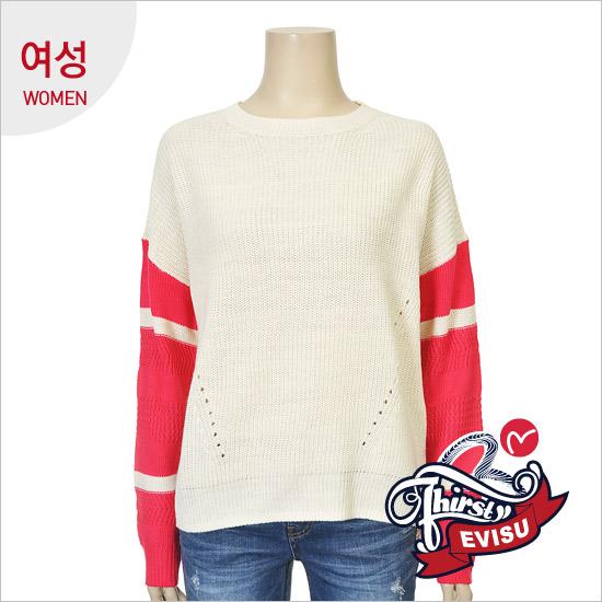_妇女组织零售的颜色变化连衣裙型无领无扣衫_EN4SW053_OW